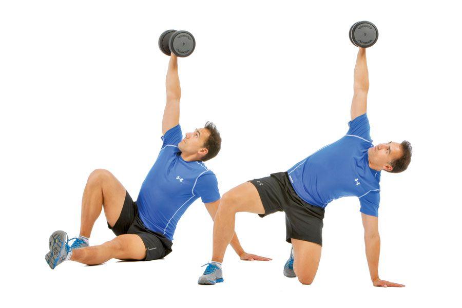 La estabilidad también es importante: Movimiento con carga